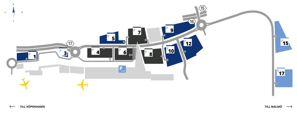 Parkeringskarta