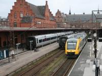 Helsingör Station Foto: Trond Strandsberg