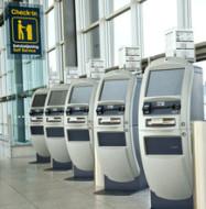 Incheckningsautomater