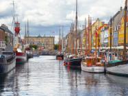 Transport till Köpenhamn