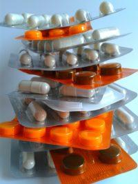 Resa med medicin