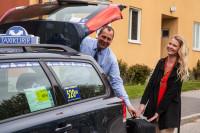 Taxi till Kastrup
